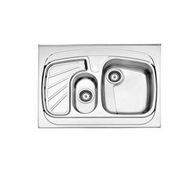 سينک استیل البرز مدل 608 روکار